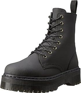 Jadon 8-Eye Boot Black Ajax 8 UK