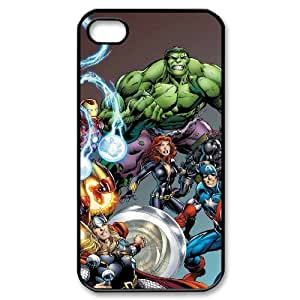 PCSTORE Phone Case Of Avengers Marvel for iPhone 4/4S