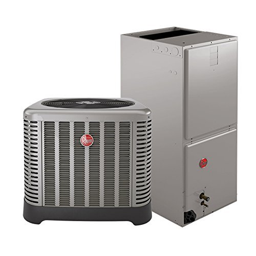 Rheem 3 Ton 16 Seer Ruud Air Conditioning System (AC only) RA1436AJ1NA - RH1T3621MTANJA