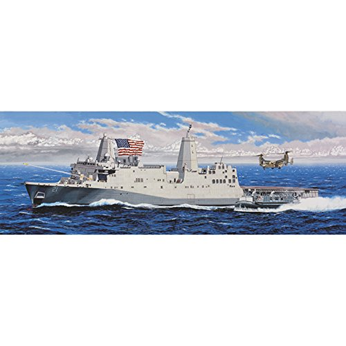 Gallery Models Kids Hobby Warship Playing Toy USS New York