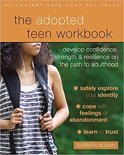 The Adopted Teen Workbook Develop Confidence