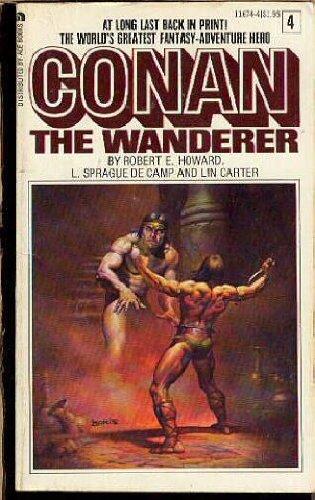 Conan the Wanderer (Ace Conan Series, Vol. 4)