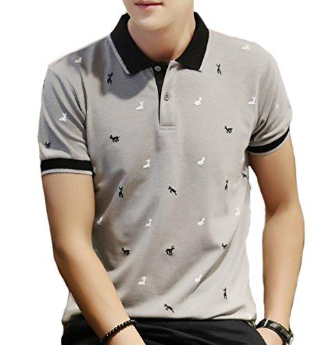 (メイク トゥ ビー) Make 2 Be カジュアル メンズ ポロシャツ ゴルフ MF29