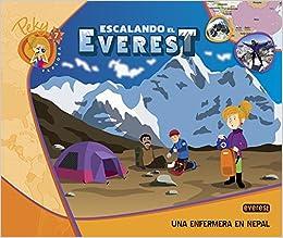 7. Peky explora: Escalando el Everest. Una enfermera en Nepal ...