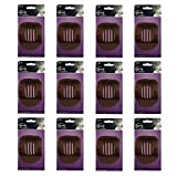 Womens Classics Large Updo Claw Clip (12-Pack)
