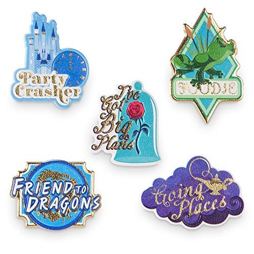 Princess Adhesive - Disney Princess Adhesive Patches Set