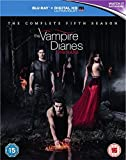 The Vampire Diaries - Season 5 [Blu-ray] [2014] [Region Free]