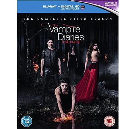 Vampire Diaries: The Complete Fifth Season Edizione: Regno ...