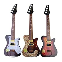 Toy Guitar - SODIAL(R) Children 4 String Guitar Simulation Early Childhood Educational Toys Series