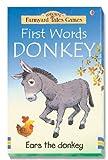 Donkey Cards, Heather Amery, 0794503268