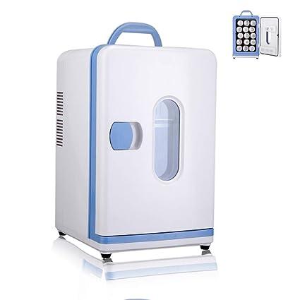 HYM Mini FrigoríFico 12L Refrigerador Vertical para AutomóVil Mini ...