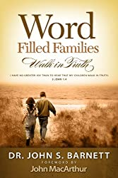 Word Filled Families Walk in Truth