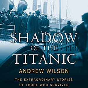 Shadow of the Titanic Hörbuch