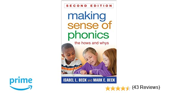 Amazon.com: Making Sense of Phonics, Second Edition: The Hows and ...