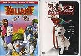 Valiant , 102 Dalmatians : Walt Disney 2 Pack Collection