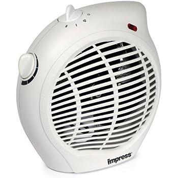 Amazon Com Impress Im 701 1500 Watt Compact Fan Heater