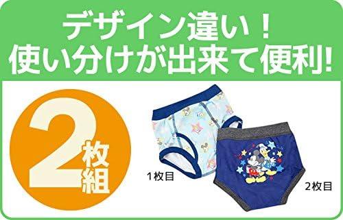 男の子 女の子 インナーパンツ2枚組【disney-inner-p】