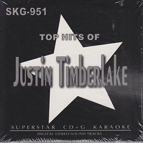 Superstar Karaoke CDG Hits of JUSTIN TIMBERLAKE