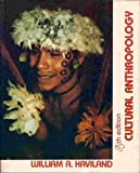 Cultural Anthropology, Haviland, William A., 0030629217