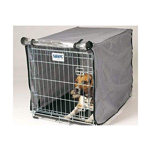 Funda jaula transporte dog residence Savic: Amazon.es: Productos ...