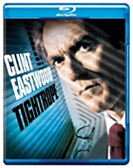 """Tightrope (Blu-ray)Clint Eastwood, America's Oscar-winning box office sensation (""""Unforgiven,"""" """"Million Dollar Baby""""), portrays a homicide detective who's tracking a sex killer through New Orleans' famed French Quarter. This taut, psychologic..."""