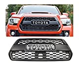 #5: Toyota Tacoma TRD Pro Front Grill Grille Pickup Insert PT228-35170, Compatable with Toyota Tacoma 2016-2018