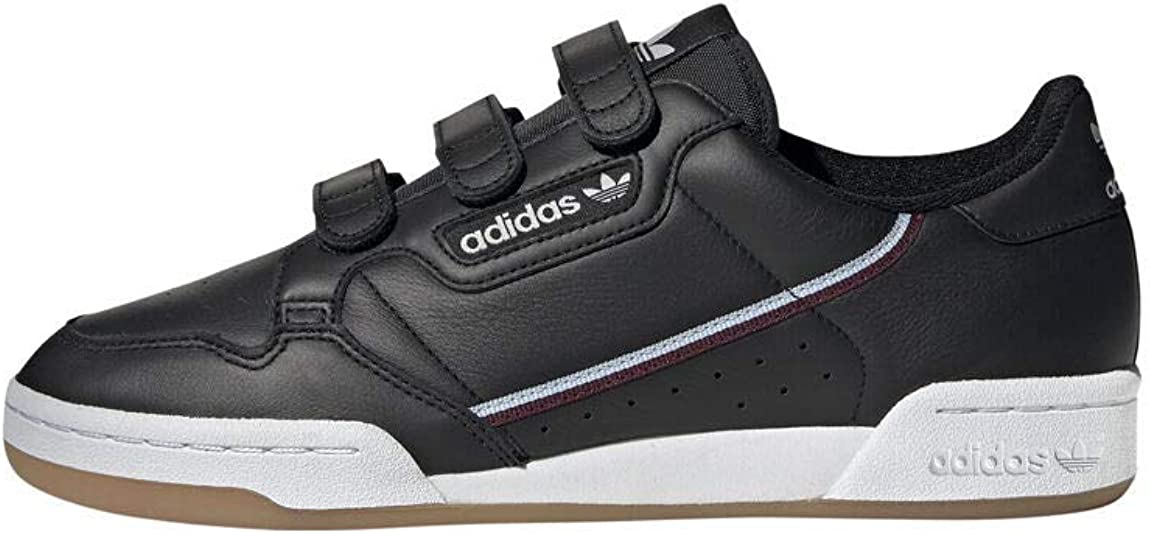 adidas Continental 80 Shoes Men's, Black, Size 9.5