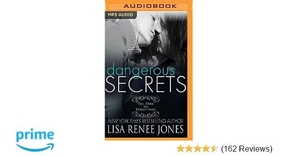 Dangerous Secrets (Tall, Dark & Deadly): Lisa Renee Jones, Eric Michael Summerer: 0191091359761: Amazon.com: Books