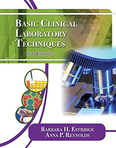 1111138362 - Basic Clinical Laboratory Techniques