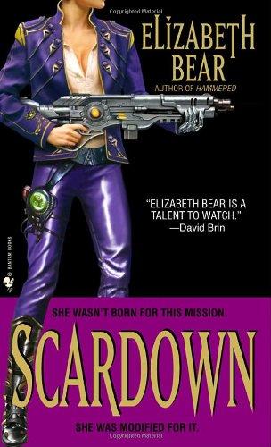 book cover of Scardown