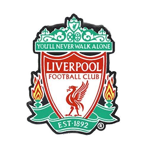 Liverpool FC Car Medallion Full Color