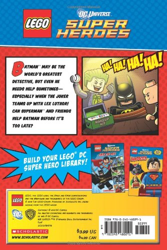 LEGO DC Superheroes: Last Laugh (Comic Reader #2)