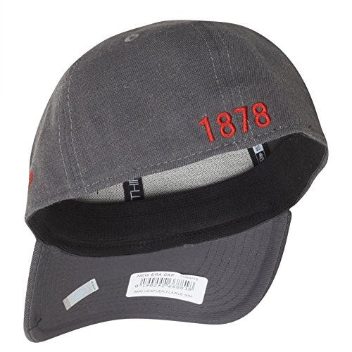 New Era 39Thirty Heather Cap - Manchester United charcoal