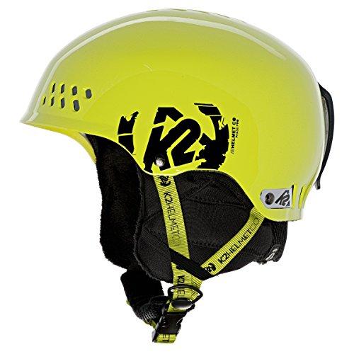 K2 Skis Herren Skihelm Phase Pro, Lime, S, 1034004.1.5