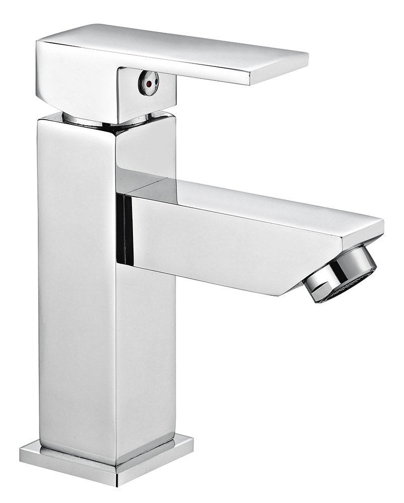 Rousseau 4057077 Gerzat - Grifo de lavabo cromado EDOUARD ROUSSEAU S.A.S