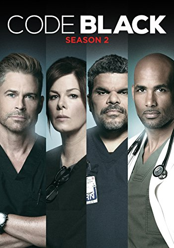 DVD : Code Black: Season 2 (Boxed Set, Widescreen, 4 Disc)