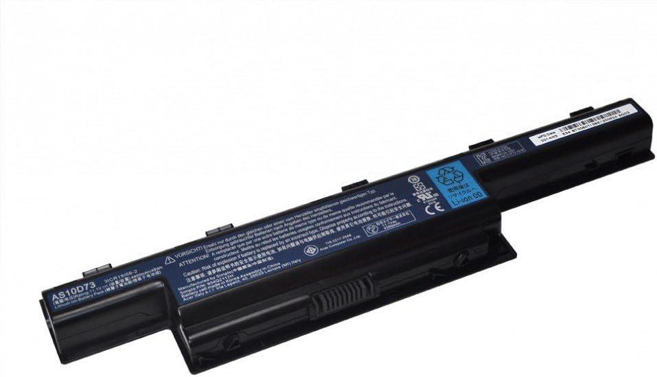 Battery 4 400 Mah Original For Acer Aspire 4739z Series Amazon De Elektronik