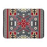 Ablitt Bath Mat Patterns 33 Southwest Tribal Western Designs Geometric Native Bathroom Decor Rug 16'' x 24''