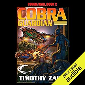 Cobra Guardian Hörbuch