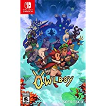 Soedesco Owlboy Nintendo Switch Games And Software