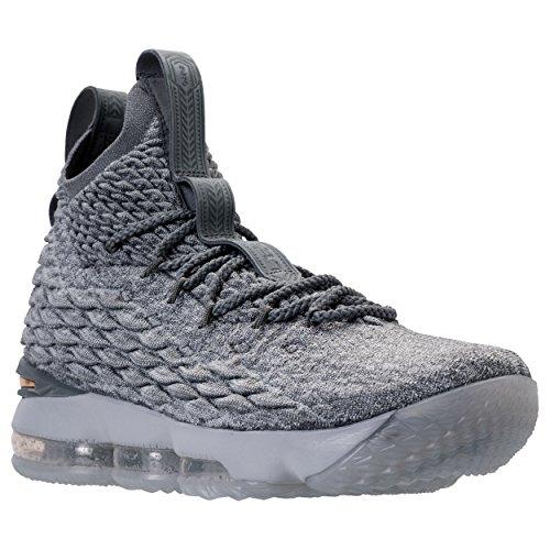 "1757ccdbdcfd Nike Men s Lebron XV ""City Series"" 897648-005 Wolf"