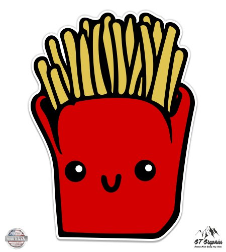 Cute French Fries - 8