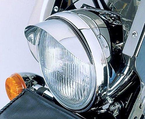 Suzuki Headlight Cover Trim - i5 Chrome 5.75