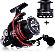 Sougayilang Fishing Reels Powerful 13+1BB Spinning Reels Ultra Smooth Reel for Saltwater or Freshwater- New fo