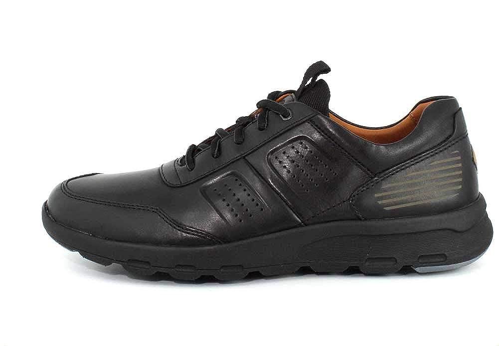 Rockport Mens Lets Walk M UBal Sneaker B07H7S9PSK 9.5 W US|Black B07H7S9PSK Sneaker eb9c32