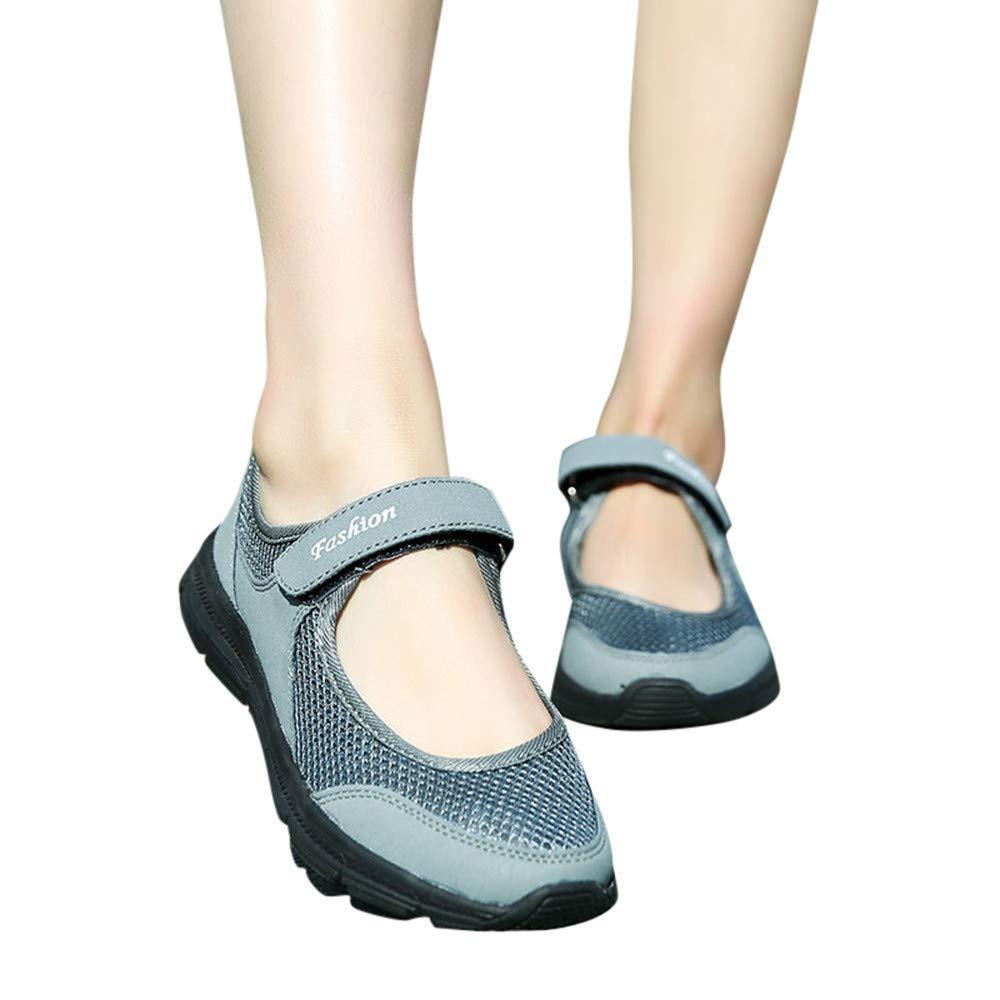 Weant Scarpe da Donna,Scarpe Estive Sneakers Eleganti Donna Scarpe da Ginnastica,Donna Scarpe Moda Donna Scarpe Sandali Estivi Anti Scivolare Fitness Running Scarpe Sportive