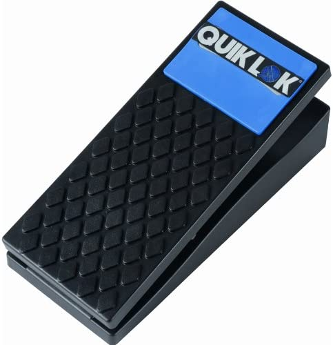 Quick Lok VP-2622 Volume Pedal for Keyboard/Guitar