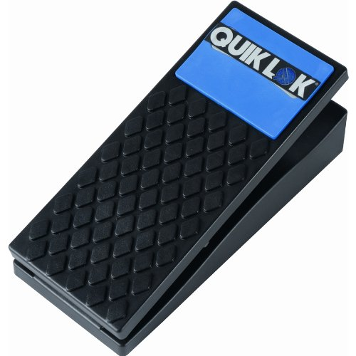 Quick-Lok VP-2611 Volume Pedal for Keyboard or Guitar (Mono)