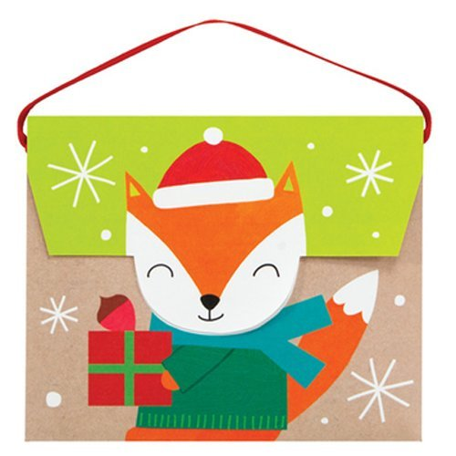 The Gift Wrap Company Candy Purses, Foxy (Foxy Purse)