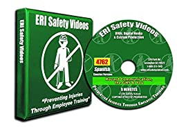 ERI Safety Videos - Hazard Communication, The GHS & You (Concise Version), DVD, Spanish